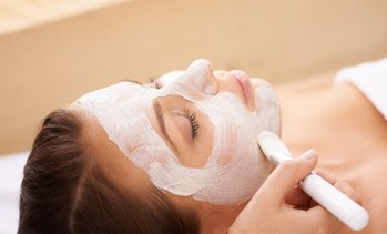Up to 49% Off Custom Facials at Peach Fuzz