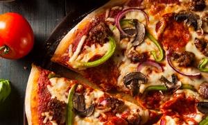 Dowolna pizza 40 cm za 29,99 zł i więcej opcji w Restauracji Tam Gdzie Zawsze w Gdańsku (do -34%)