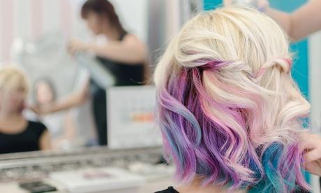 Up to 59% Off on Hair Color / Highlights - Ombre at Tiffanie Tartaglia at Salon Bella Vita Pittsford