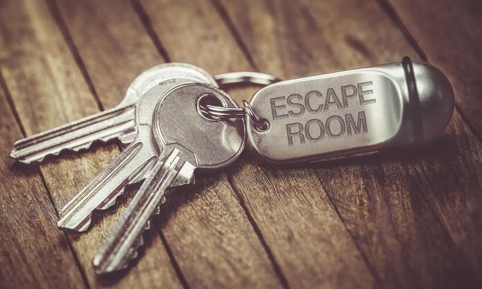 Room Escape Game per 2, 3 e 4 persone Sconto: 25%