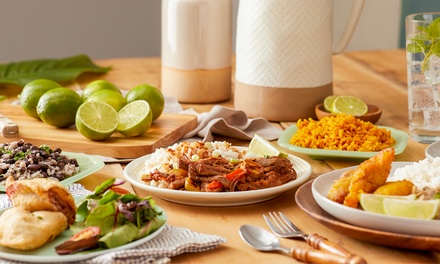 Mexican Cuisine at Elma's Taqueria (Up to 20% Off). Six Options Available.
