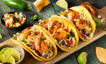 $6 for $12 Worth of Takeout or Delivery Three Tacos at El Capitan