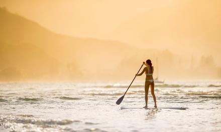Location d'un Stand Up Paddle pour  1 ou 2 personnes dès 7 € avec Water Glisse Passion