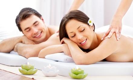 Massaggi singoli o di coppia a 24,90€euro