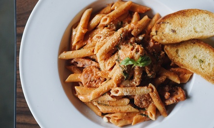 Italian Dinner for Two, Four, or More at Parma Ristorante (Up to 40% Off)