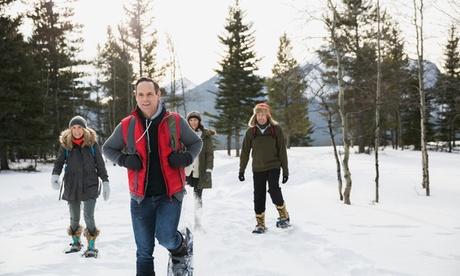 Excursión de 3 horas con raquetas de nieve para 1 o 2 personas en Torrelino Aventura (hasta 50% de descuento)