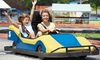 Up to 48% Off Go-Karting and Mini-Golf at 49er Fun Park