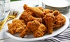 20% Cash Back at Louisiana Fried Chicken And Seafood
