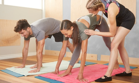 Unlimited Yoga Classes for One Week or Five Yoga Classes at Yoga Sunné (Up to 80% Off)