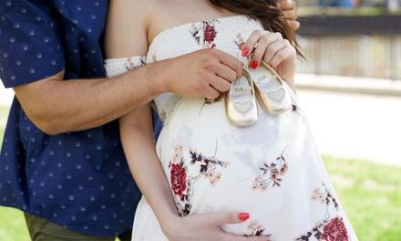 Sesión de fotografía prenatal con opción a seguimiento del bebé desde 29,95 € en MySpecialDay Estudio Fotografico