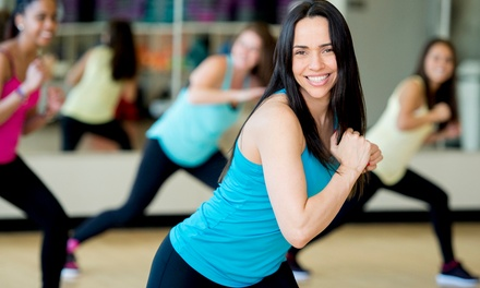 Three, Five, or Ten Dance Fitness Classes at Dennie's Journey (Up to 62% Off)