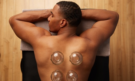 One 60-Minute Cupping Sessions from Body by ZH (Up to 68% Off)