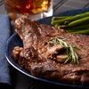 10oz Steak with Wine or Beer