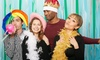 Up to 56% Off Photo Booth from Luv Angela Marie Photography