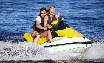 Up to 58% Off Jet Ski Rental at AWS American Watersports