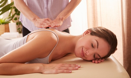 One Reiki Session at Ahimsa Healing (Up to 56% Off)