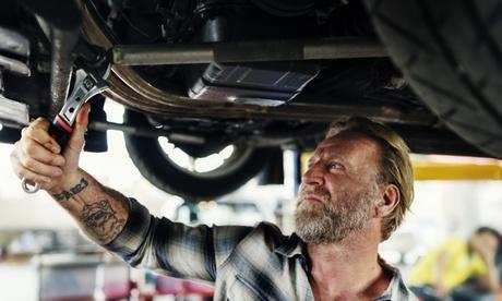 Up to 56% Off on Car & Automotive Brake Fluid Flush at Discount Kar Kare