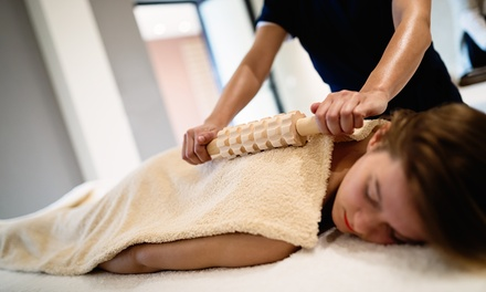 2 o 4 sesiones de maderoterapia de 30 o 60 minutos por sesión en Like Studio de Belleza
