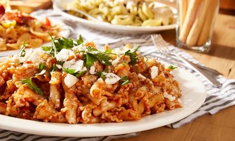 Italienisches Catering für 10 bis zu 50 Personen bei Pizzeria La Pizetta
