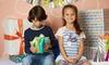 Urodziny dla dzieci w cukierkowni
