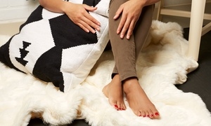 Up to 52% Off Manicure or Pedicure at Infinity Nail Bar at Infinity Nail Bar, plus 6.0% Cash Back from Ebates.