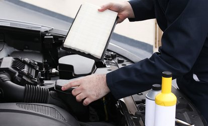 Car Air-Conditioning Re-Gas at Potters Bar MOT and Service Centre (63% Off*)