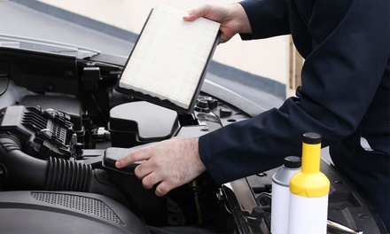 Full Car Service for One ($55) or Two Cars ($110) at Charlies Mechanical (Up to $408.80 Value)