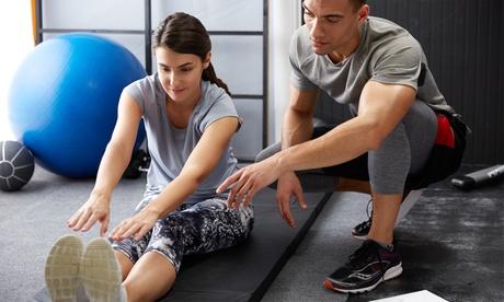 30 Min. 3D-Bewegungsanalyse und 30 Min. Persona-Training bei Personal Revolution Training