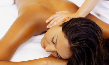 60-Min Massage with Face Mask ($59) or 30-Min Massage with Acupuncture ($79) at Victoria Park Sports Massage Clinic