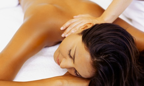 Back & Foot or Body Massage or Reflexology at Massage Technology (Up to 51% Off). Three Options Available.