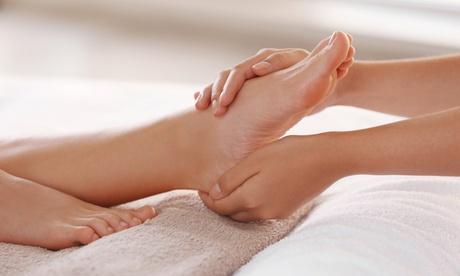 Fußreflexzonen-Massage für 1 Person bei Wellness Club Berlin
