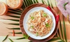 Up to 45% Off $20 or $40 Towards Dinner at Lotus Thai House