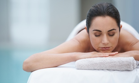 60- or 90-Minute Deep-Tissue Massage with Aromatherapy at G Salon and Spa (Up to 37% Off)