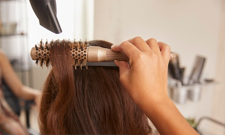 Wash, Cut and BlowDry with Optional Conditioning Treatment at Moona Beauty Salon