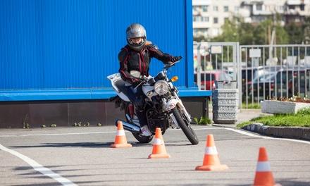 Permis moto A2 avec formation à l'ETM et 20h de pratique à l'Auto Ecole Patrick