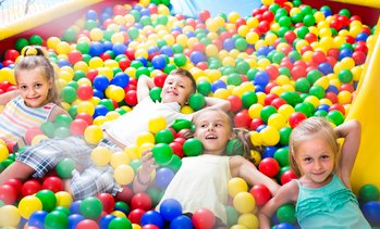 Up to 35% Off on Indoor Play Area