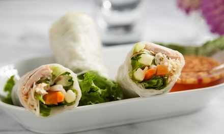 Chinese Meal with Drinks for Two $25 or Four People $45 at Chuan Yue Garden Chinese Restaurant Up to $94.20 Value
