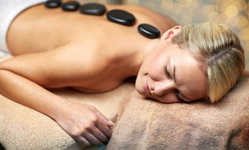 Up to 60% Off Deep-Tissue Massage at Serenity Spa