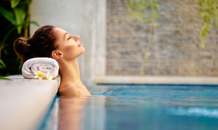 Spa Day with Lunch and Optional Prosecco for One or Two at DoubleTree by Hilton Cadbury House