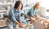 Up to 49% Off Pottery or Clay Building Class at Clay Cafe