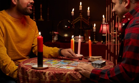Tarot Card Reading with Optional Palm Reading at Psychic Readings by Audrey (Up to 78% Off)