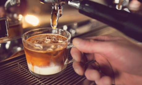 Up to 60% Off on Bar / Cafe Offerings - Coffee at Vittoria's Italian Coffee's and Pastries