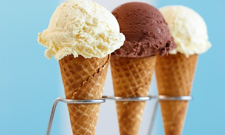Gelato: One ($3), Two ($4) or Three Scoops ($5.50), or 500ml Tub ($11) at Soho Cafe Gelato (Up to $15 Value)