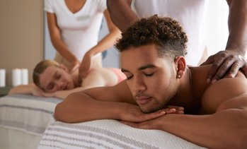 Up to 63% Off Massage at Lucky Therapeutic Massage