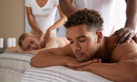 One Swedish Massage for One or Couple at Nature Spa & Massage (Up to 44% Off)