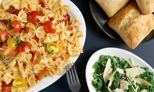 4-Course Italian Sharing Menu