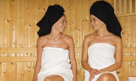 Circuito spa con aperitivo para dos en Vincci Frontaura Spa (con 51% de descuento)