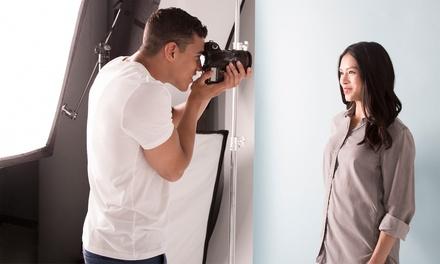 Photo shooting CV