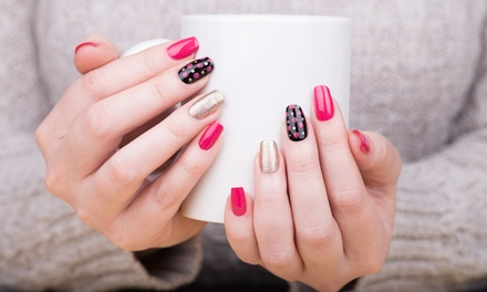 Classic, Gel or Luxury Spa Manicure and Pedicure with Optional Foot Treatment at Bella Nails & Spa (Up to 66% Off)