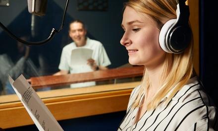 2h d'enregistrement d'un single pour 1 ou 2 personnes dès 59,90 € à l'école musicale et artistique EEMA